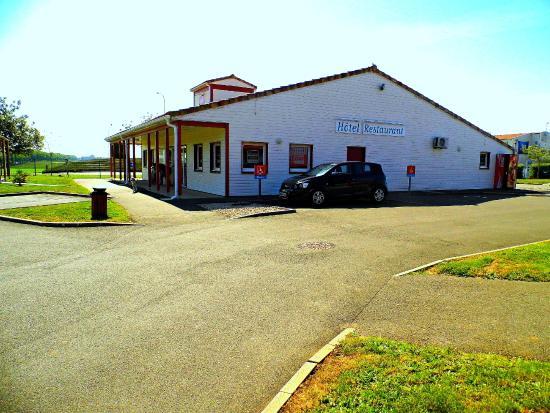 So'Lodge Niort A83 : Batiment accueil