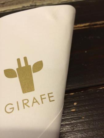 Crepe de Girafe