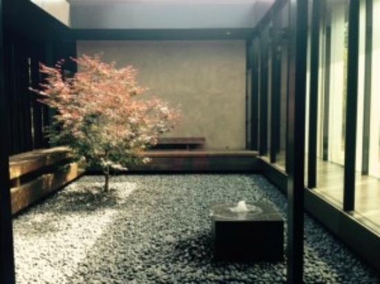 Palo Alto, CA: Zen Garden and Fountain