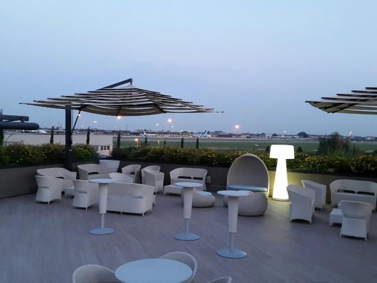DB Hotel Verona Airport and Congress: Terrasse des Hotels