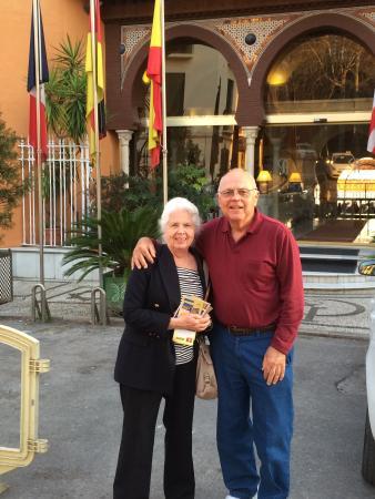 Eden Cafe : Bob and Marge