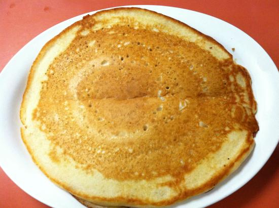 JM Diner Not Just A Pancake