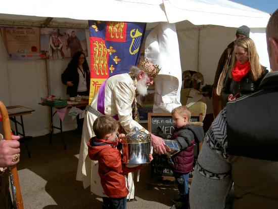 Riverside Country Park: King John was there, to sign your very own Magna Carta