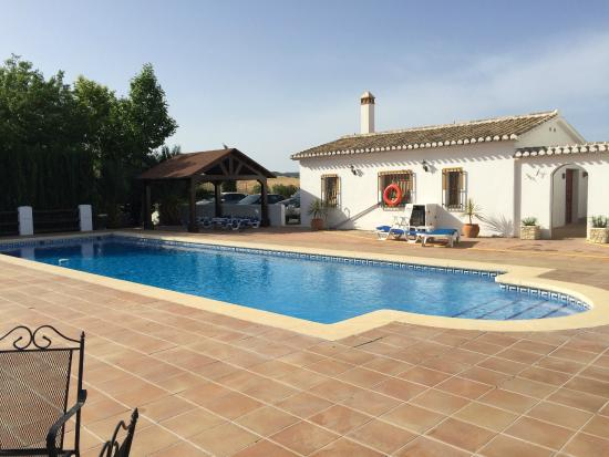 El Amparo: Pool