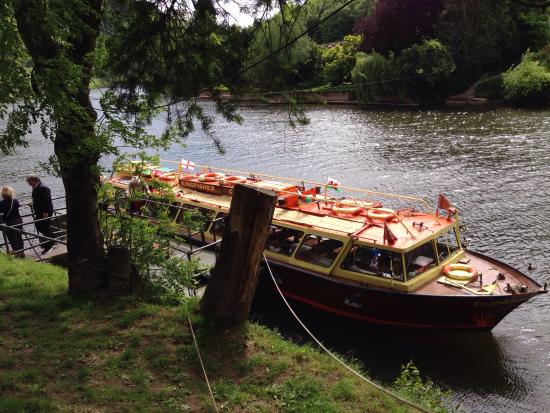 Ross-on-Wye, UK: Kingfisher Cruises