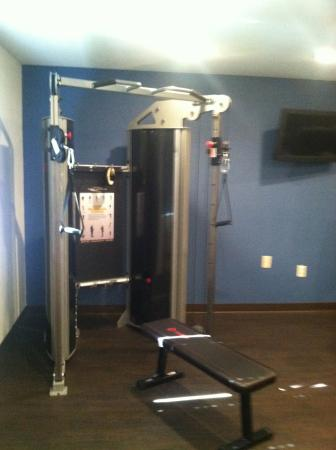 Quality Inn & Suites: FITNESS ROOM 1
