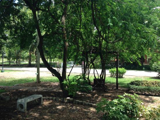 King Rama II Memorial Park: สวนสวยๆ