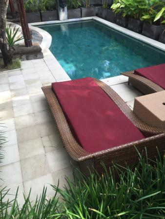 Tranquility in the heart of Seminyak