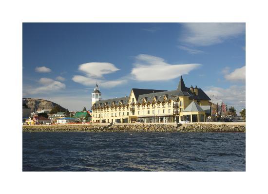 Hotel Costaustralis : Vista Exterior