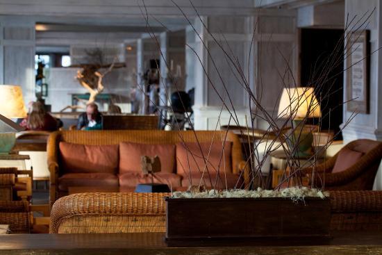 Hotel Costaustralis : Living
