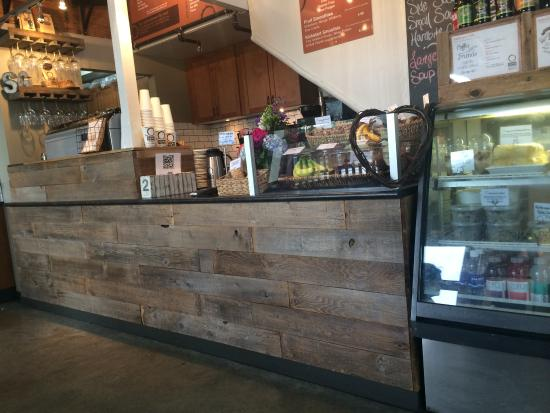 Stomping Grounds Cafe Bistro: Stomping Grounds