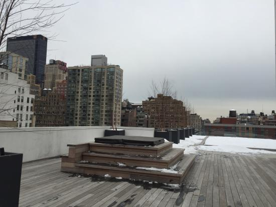 Beautiful Rooftop Deck With Hot Tub Picture Of Cassa Hotel 45th