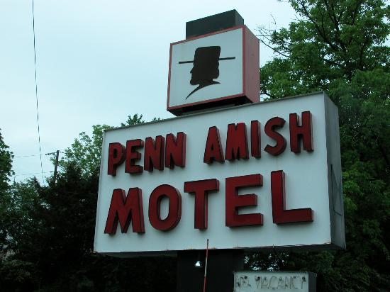 펜 애미시 모텔