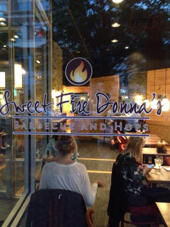 Sweet Fire Donna's