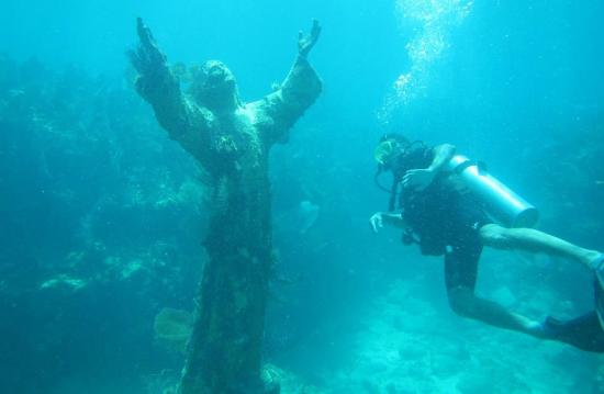 Christ of the Deep