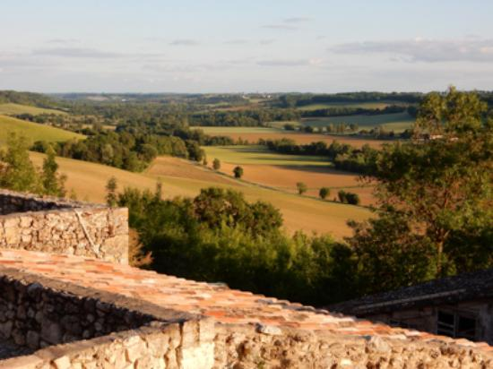 The Gascony French Cookery School: Room view