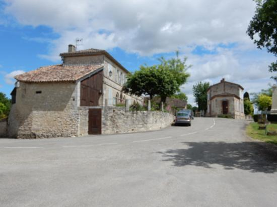 The Gascony French Cookery School: Village of Gramont
