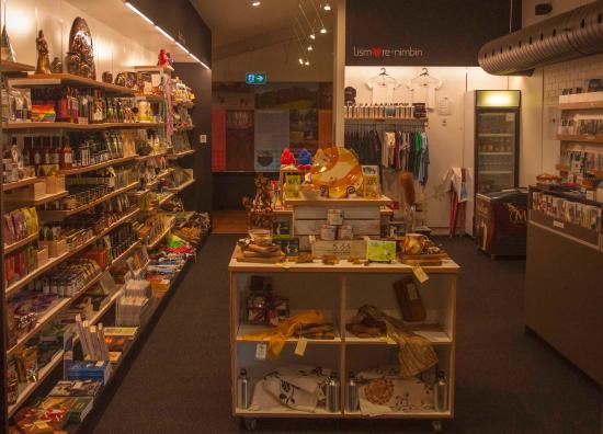 Lismore Visitor Information Centre: Inside