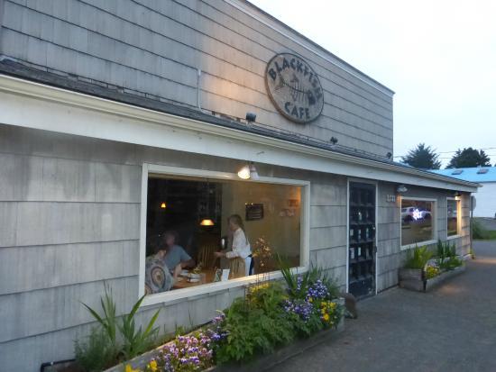 Blackfish Cafe Lincoln City Oregon