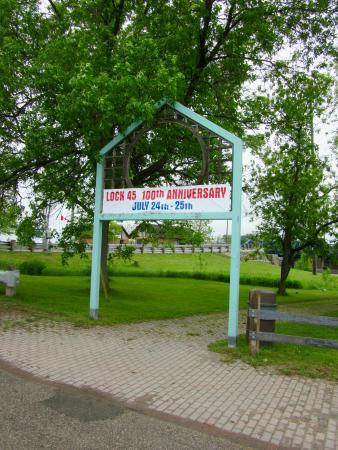 Port Severn, Canadá: 100 years old and still going strong
