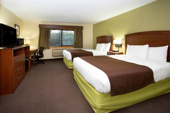 AmericInn Lodge & Suites Wisconsin Rapids: 2 Queen