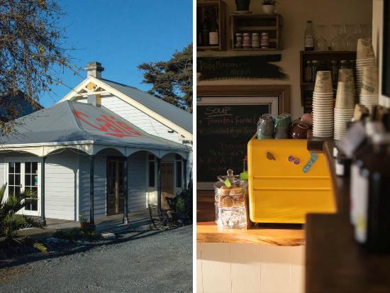 Beach House Cafe: Cafe