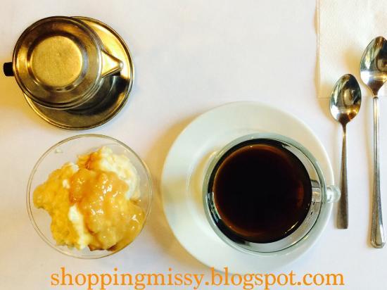 Zao Vietnamese Bistro: Slow brew coffee