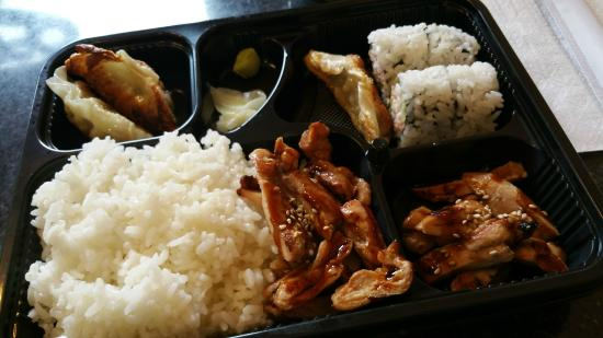 Arigado Sushi and Teriyaki