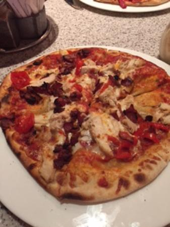 Fire Works Pizza : Just right pizza for 1