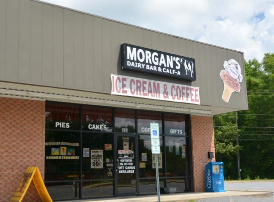 Morgan's Dairy Bar & Calf-A, Stanley - Restaurant Reviews