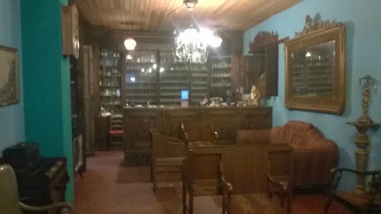 Hotel Hacienda Los Morales: Hotel Hacienda de los Morales Museo, Recepción