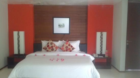 K2 Stylish Hotel : Kondisi kamar saat sampai di hotel