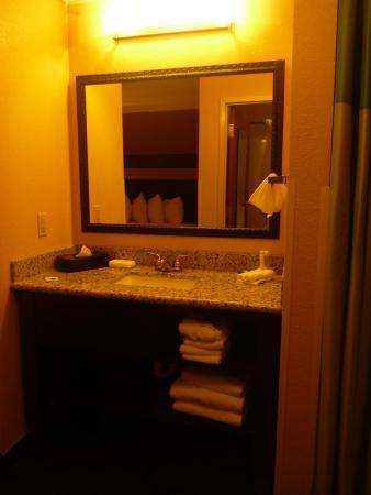 Best Western Plus Slidell Hotel : dresser