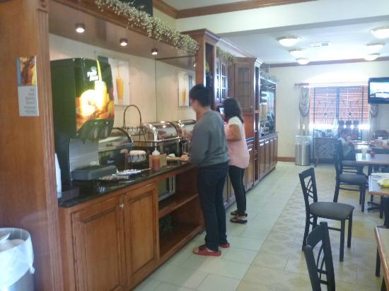 Best Western Plus Slidell Inn : dining