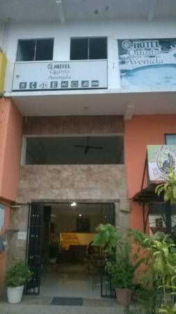 Hotel Quinta Avenida, Palenque