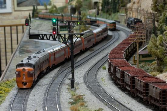 ‪Twin City Model Railroad Museum‬