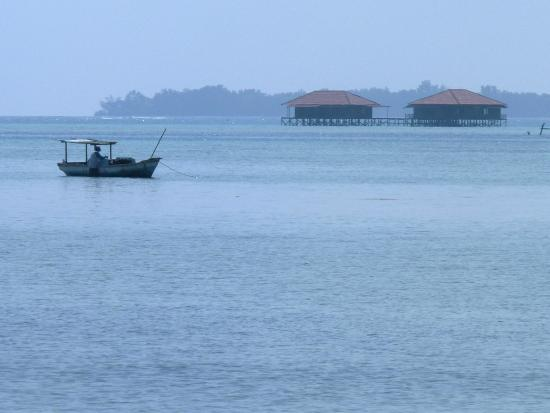 Thousand Islands, Indonesien: view