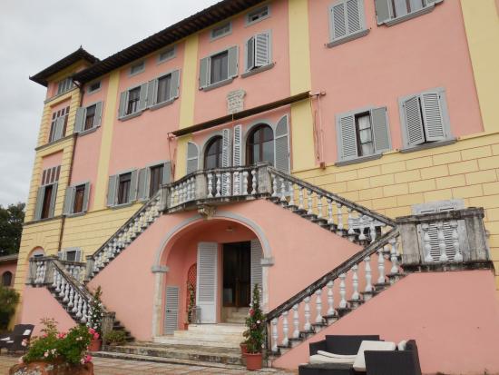 Villa Lecchi Residenza D'epoca: The Villa