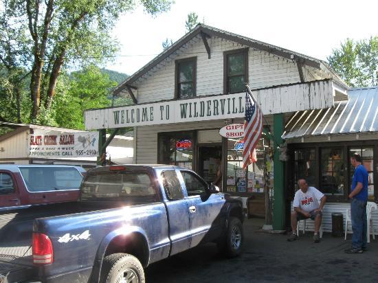 Wilderville/Paparoni's