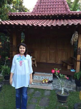 Omah Garengpoeng Guest House: Rumah Joglo cantik