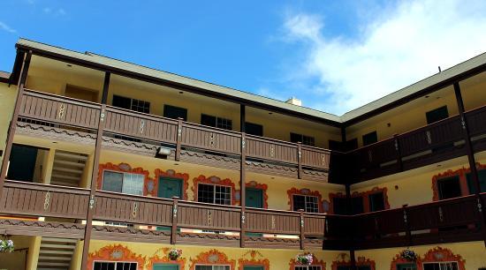 Leavenworth Village Inn : Quaint Comfortable Hotel