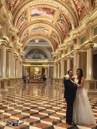 The Venetian Las Vegas Weddings Everywhere