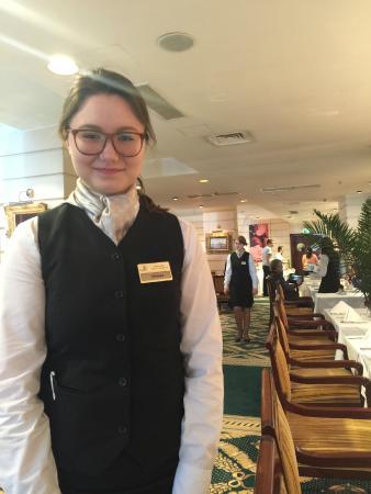 Kempinski Hotel Moika 22: Friendly staff - Yaskevich Olesya