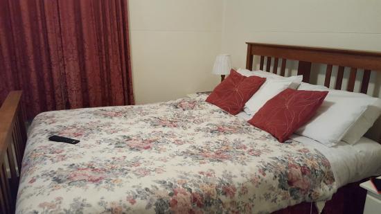 Stanley Hotel: Bedroom