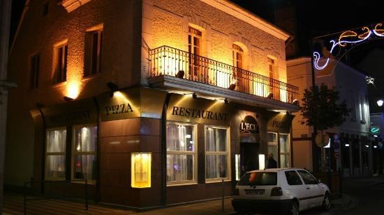 Restaurant l'Ecu