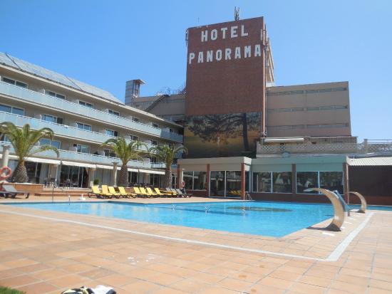 La piscine de l 39 h tel photo de hotel panorama l for Hotel panorama