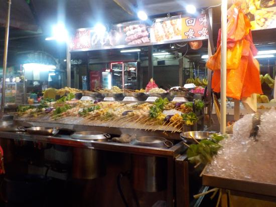 how to go to jalan alor