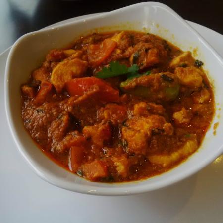 Shama Restaurant: Chicken Balti