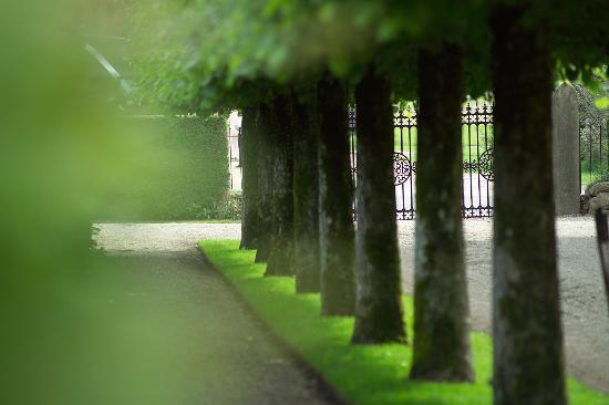 Château d'Egeskov : Egeskov garden
