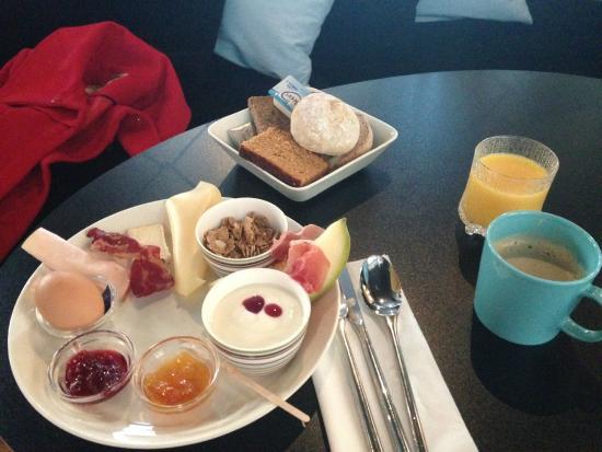 Banks Hotel : Individualised Breakfast